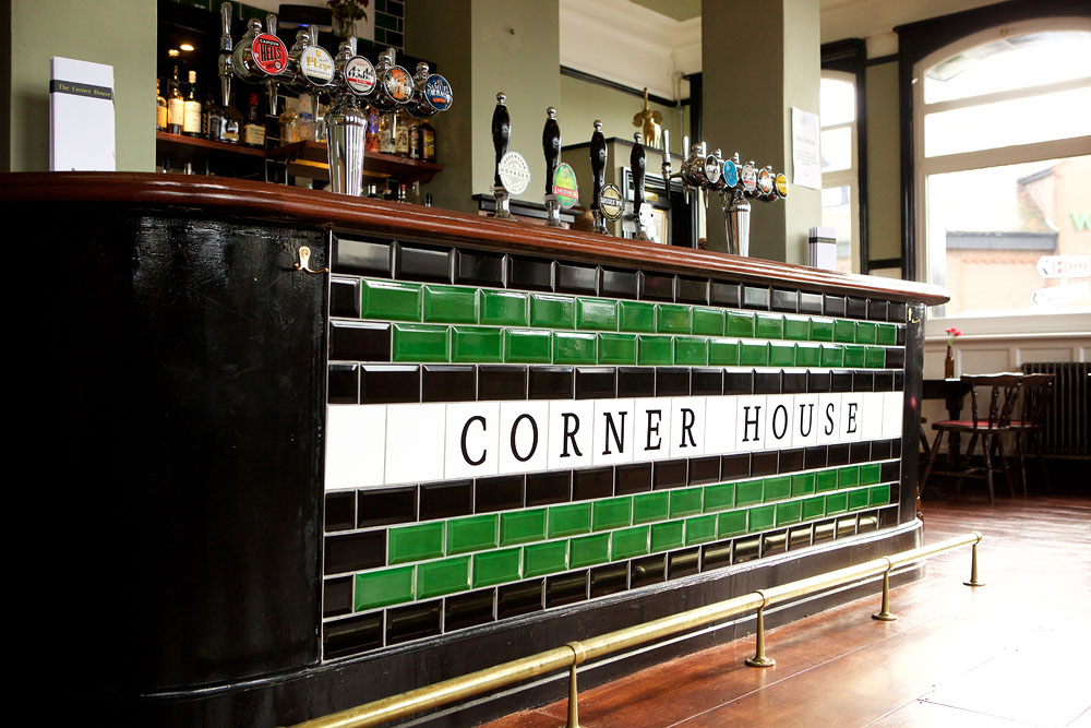 2015 at The Corner House