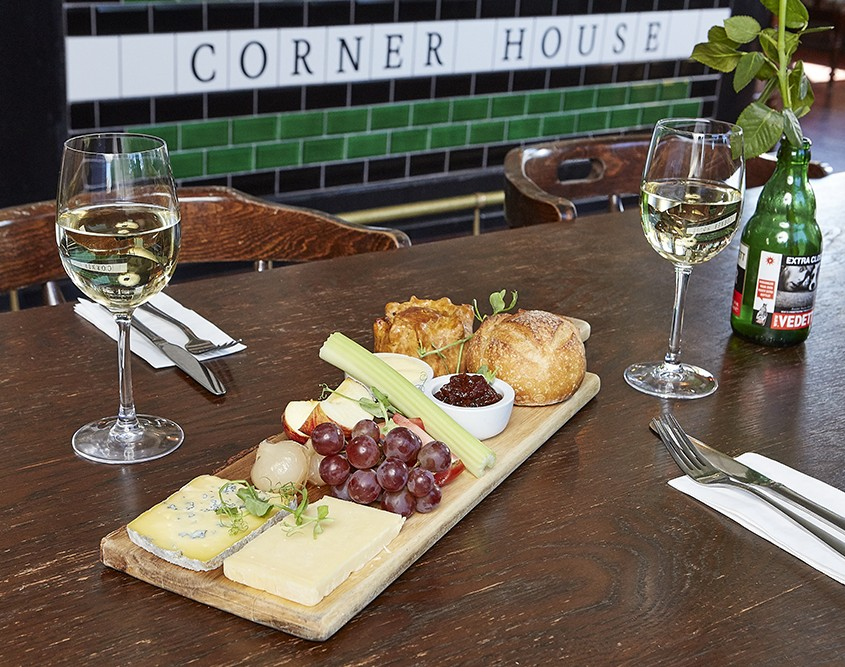 Function Menu in Worthing | The Corner House