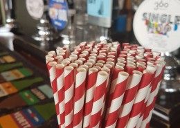 The Corner House is proud to be one of the first places to eat in Worthing to ditch plastic straws